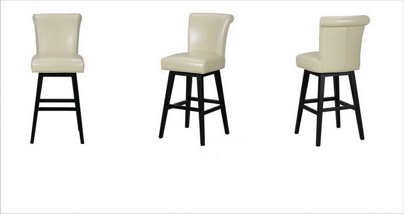 Crystal Swivel Counter Stool Reside Furnishings