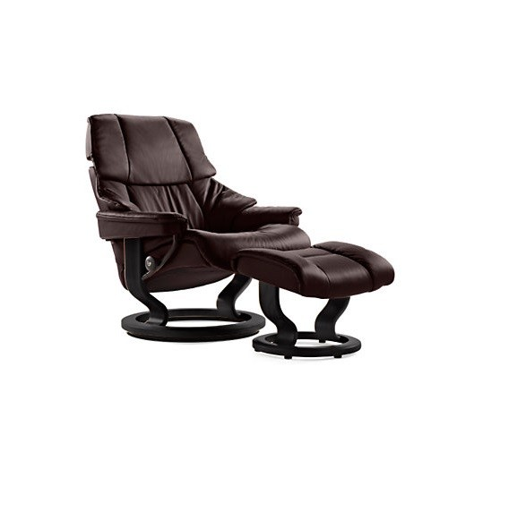 Ekornes Stressless Reno Large Recliner Chair Reside Furnishings