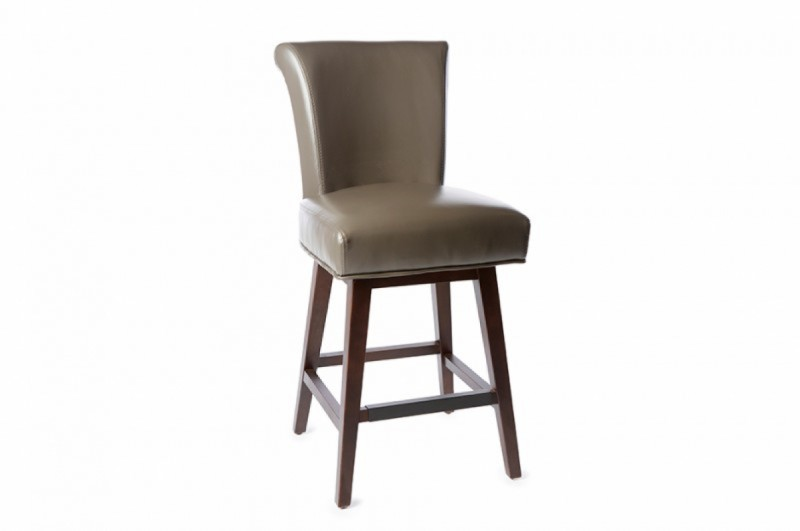 Crystal Swivel Bar Stool