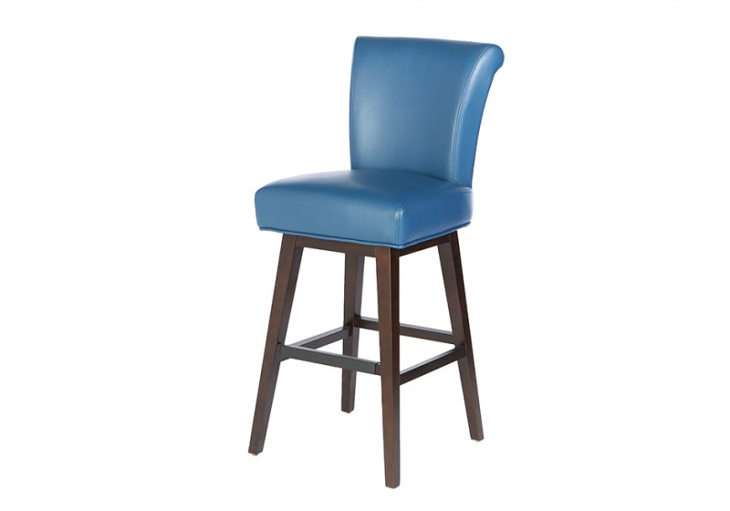 Crystal Swivel Bar Stool Reside Furnishings