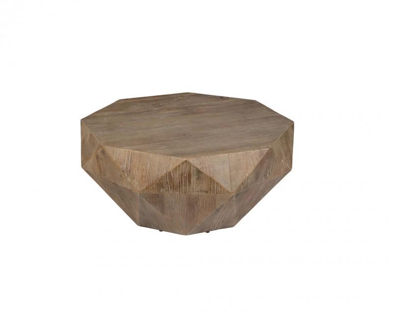 Cairo Coffee Table Reclaimed Elm Wood