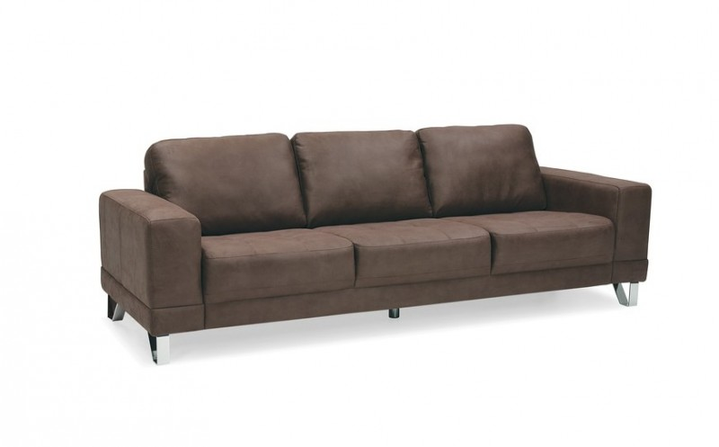 Tacoma Leather Sofa Palliser Seattle| Reside Furnishings