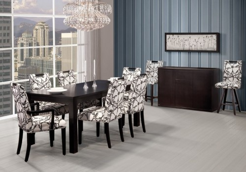 Alma Dining Table Solid Wood