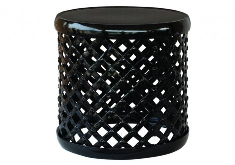 Marlow Drum Stool