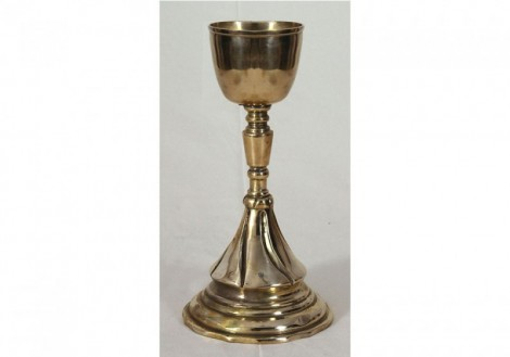 Brass Chalice Large