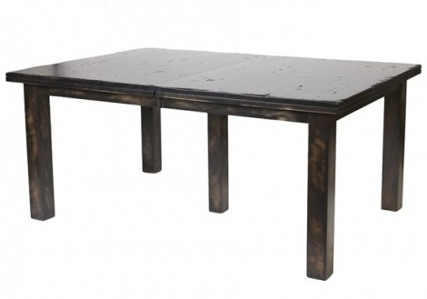 Bertanie Villeneuve Solid Birch Dining Room Table