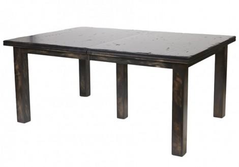 Bonham Concrete Dining Table Solid Wood Base | Reside ...