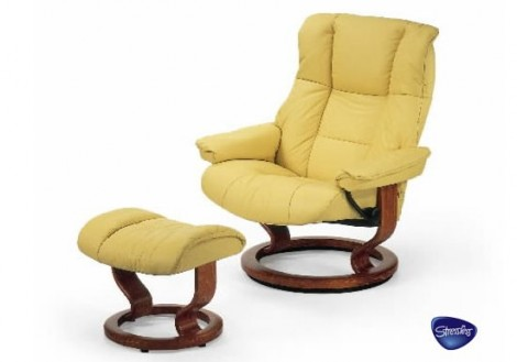 Ekornes Stressless Mayfair Large Leather Recliner