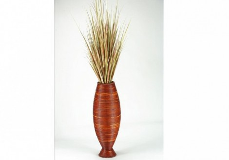Onion Grass Rattan Basket