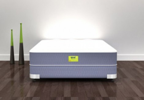 Sprout Mollis King Sized Environmentally-Friendly Natural Mattress