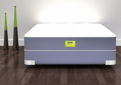 Sprout Luxuria King Size Environmentally-Friendly Natural Mattress