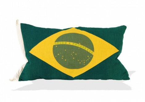 Brazil Cushion - Large