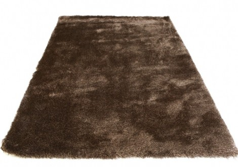 Brown Luxury Shag Rug