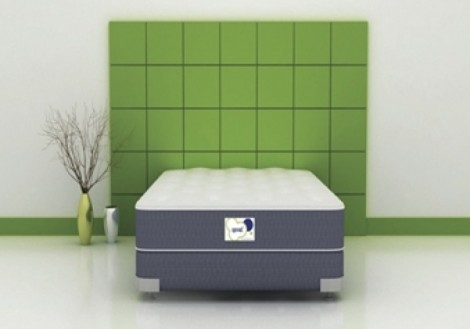 Sprout Firmus Twin Sized Environmentally-Friendly Natural Mattress