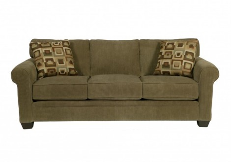 Jonathan Louis Marino Fabric Sofa