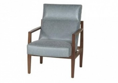 Jonathan Louis Abby Accent Fabric Chair