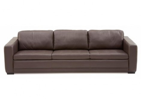 Palliser Emperor Leather Sofa