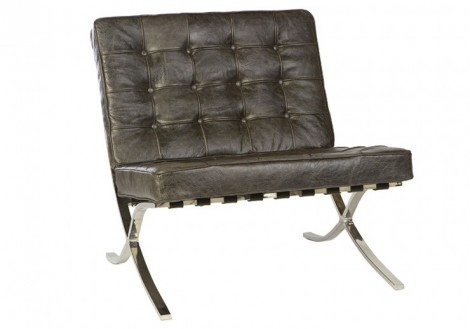 Eric Leather Chair