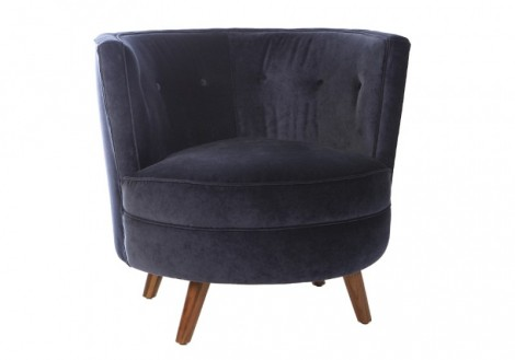 Jonathan Louis Lee Retro Swivel Chair