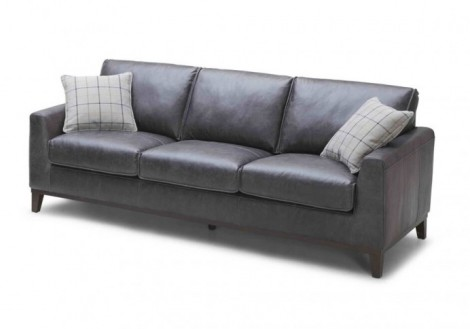 Dublin Leather Sofa