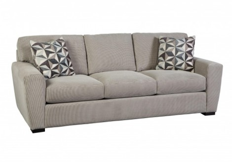 Jonathan Louis Rhodes Fabric Sofa