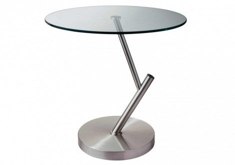 Pulse USB Glass Table