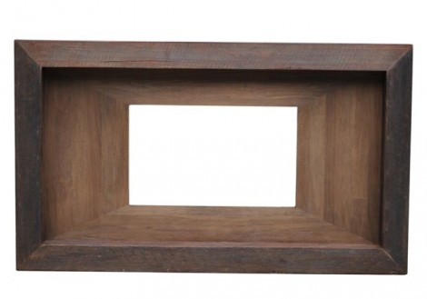 Tye Media TV Wall Frame Small Solid Wood