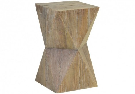 Milo Wood Side Table
