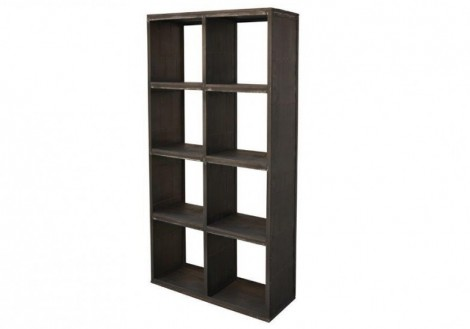 Design Metal Bookcase shelf cabinet