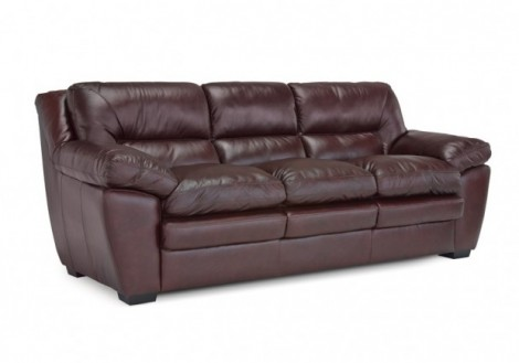 Palliser Thurston Leather sofa