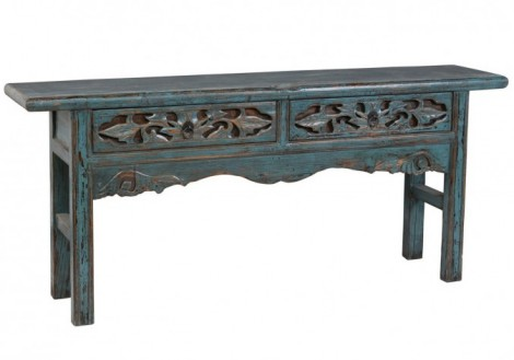 Solid Wood Fiona Console Table