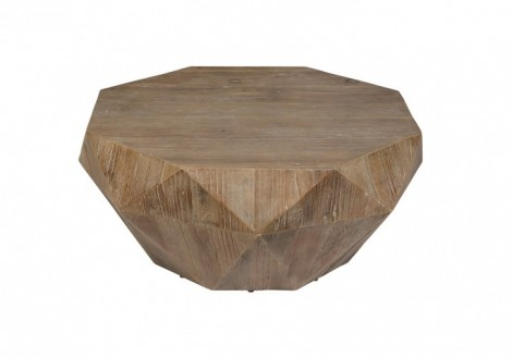 Cairo Wood Coffee Table
