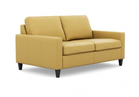 Inspirations Leather Love seat