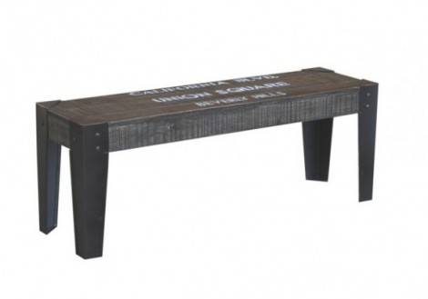 States Wood Dining Bench
