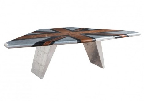 Union Jack Desk Table