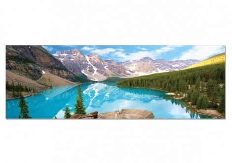 Mountain Lake - Print on Plexiglass