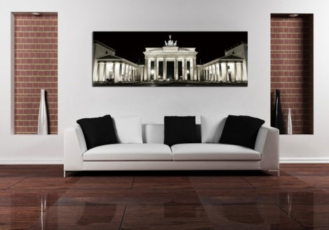 Berlin - Print on Plexiglass