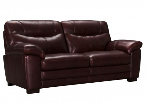 Flynn Leather Sofa
