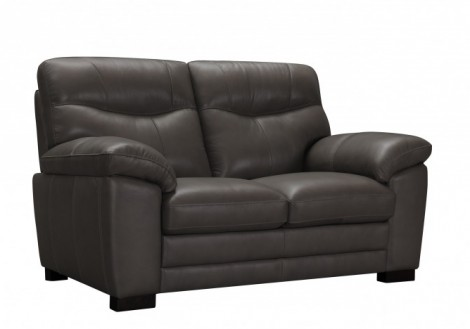 Flynn Leather Loveseat