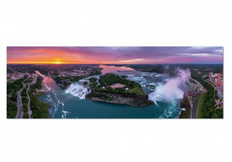 Niagra Falls - Print on Plexiglass