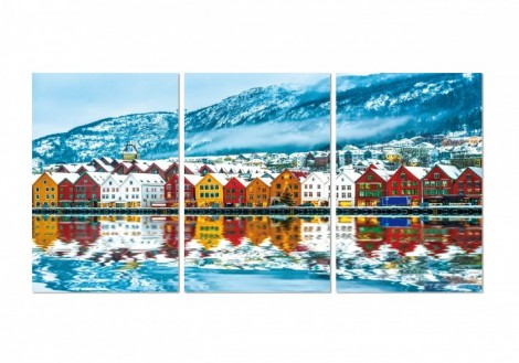 Norway- Print on Plexiglass