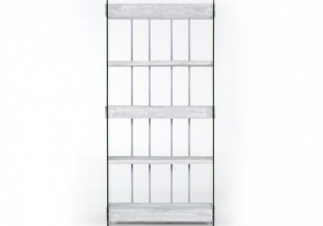 Kenmare Bookshelf - Wide