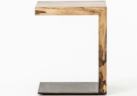 Hudson Solid Wood C Table