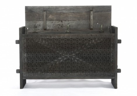 Four Hands Columbus Console Trunk