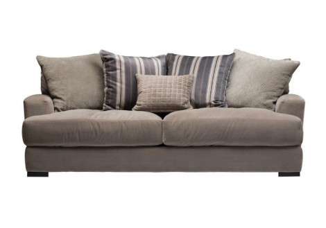 Carlin Fabric Sofa - Jonathan Louis