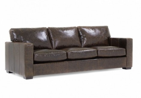 Palliser Colebrook Leather Sofa