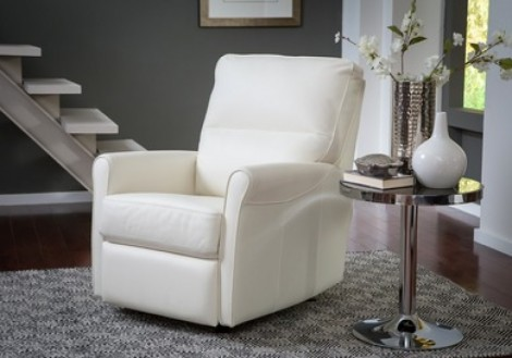 Pinecrest Leather Rocker Chair - Palliser