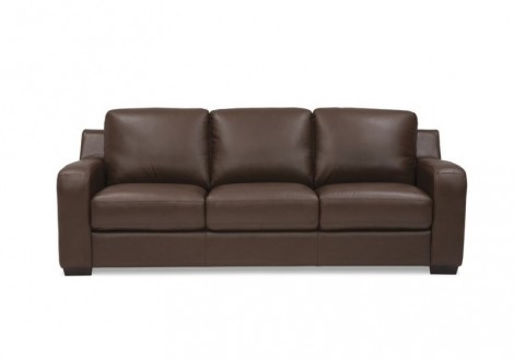 Palliser Embrace Leather Sofa