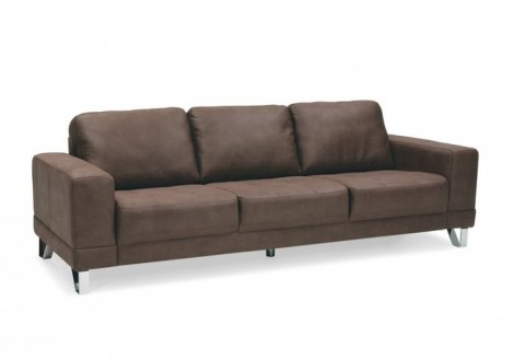 Palliser Tacoma Leather Sofa