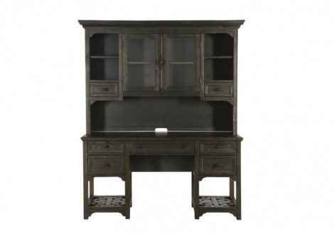 Bellamy Desk w/ Hutch & Chair